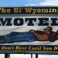 The Ol' Wyoming, hotel in Riverton