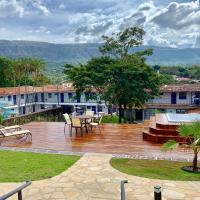 Hotel Ponta do Morro, hotel em Tiradentes