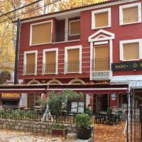Hostal Rural Rambla, hotel en Alcalá del Júcar