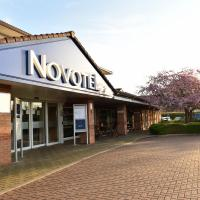 Novotel Milton Keynes, hotel in Milton Keynes