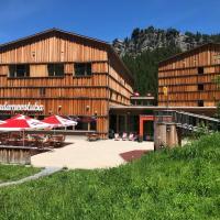 JUFA Hotel Malbun Alpin Resort, hotel in Malbun