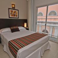 De la Plaza Hotel, hotel in Maldonado