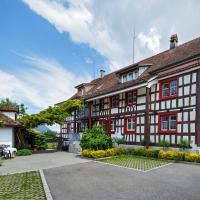 Historische Residenz Lindeneck, hotel in Güttingen
