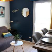 Studio Centre-Ville avec Terrasse et Parking Sécurisé Gratuit