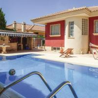Three-Bedroom Holiday Home in Lorqui,洛爾基的飯店