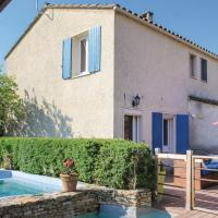 Four-Bedroom Holiday Home in St Paul Trois Chateaux
