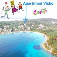 Apartments Vicko, hotel in Prvić Šepurine