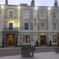King's Head Hotel By Greene King Inns, hotel in Wimborne Minster
