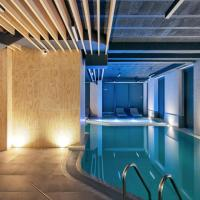 Baltin Blu Apartments – hotel w Sarbinowie