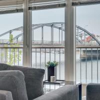 Luxury City Center Harbour apartment 2 bedroom