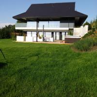 Villa Panorama - Szklany Dom – hotel w mieście Jaworzynka