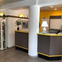 Egg Hôtel Dieppe Centre Ville, hotel in Dieppe