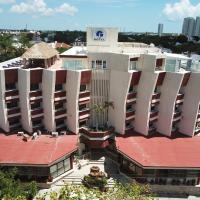Hotel Plaza Kokai Cancún, hotelli kohteessa Cancún