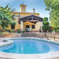 Four-Bedroom Holiday Home in Albacete