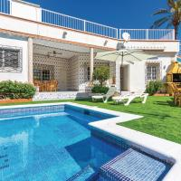 Four-Bedroom Holiday Home in Islas Menores