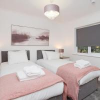 Brook Court - Elegant 2bed Apartment, hotel in Nottingham