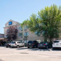 Pacific Inn & Suites Kamloops, hotel in Kamloops