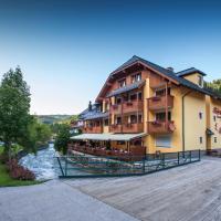 Sporthotel Dachstein West, hotel in Annaberg im Lammertal