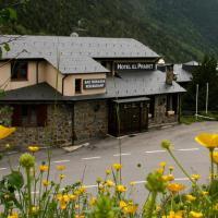 El Pradet, hotel in El Serrat