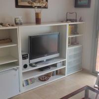 Three-Bedroom Apartment in Cubelles