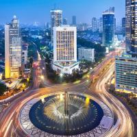 Mandarin Oriental Jakarta, hotel in Jakarta