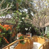 Bamboo Paradise, hotel in Padangbai
