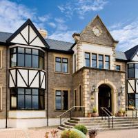 Knockranny House Hotel & Spa, hotel in Westport