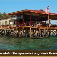 Mabul Backpackers, hotel in Pulau Mabul