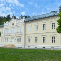 Lázeňský dům Orlík, hotel v Lázních Kynžvart