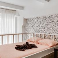 BestFlat24 Medvdedkovo two-storey apartment
