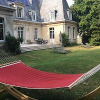 Le Château d'Hermonville B&B / Chambres d'hôtes
