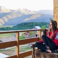 Tishe, hotel v destinaci Omalo
