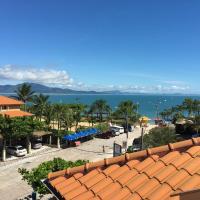Apartamento 51 Atlântico Jurerê - Vista FANTÁSTICA para o Mar, Wi-Fi e Ar Split