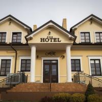 Hotel Rytwiany – hotel w mieście Rytwiany