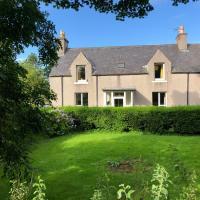 Hebridean croft house, Stornoway, Lewis, Scotland