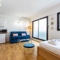 CMG Porte Maillot/ Chartres, hotel in Neuilly-sur-Seine
