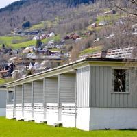 Fleischer's Motel, hotel in Vossevangen