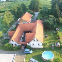 Ferienvierkanthof Brigitte, Hotel in Unterbuch