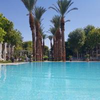 Royal Park- Magical garden apartment, hotel near J. Hozman Airport - ETH, Eilat