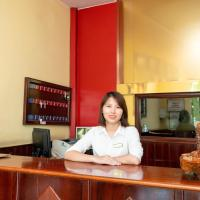 May Hotel, hotel in Thuan An