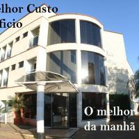Bella Vista Park Hotel, hotel in Ilha Solteira