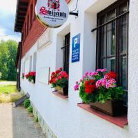 Penzion horská chata Světlá, hotel a Tanvald
