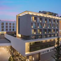 Doubletree By Hilton Antalya City Centre, отель в Анталье