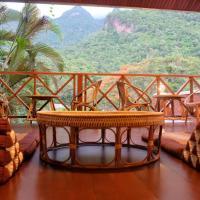 Ashi Guesthouse Chiangdao, hotel in Chiang Dao