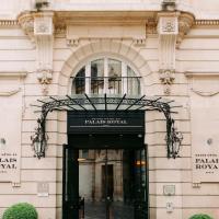 Grand Hôtel Du Palais Royal, hotel in 1st arr., Paris