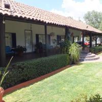 Hotel Palmas Teotihuacán