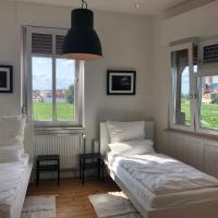 Luxe Apartment am Rhein