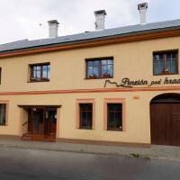 Penzión pod hradom Gelnica, hotel in Gelnica