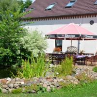 Storchennest an der Spree in Radinkendorf, Hotel in Beeskow