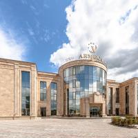 Отель Армега Домодедово, отель в Домодедово